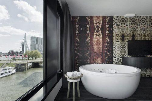 Hotel met jacuzzi op kamer Rotterdam