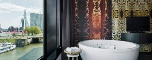 Hotel met jacuzzi Rotterdam - Mainport Hotel Rotterdam