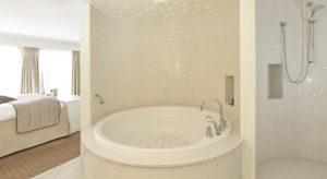 Hotel met jacuzzi op kamer aan zee - Radisson Blu Palace Hotel Noordwijk aan Zee