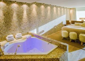 Van der Val hotel met jacuzzi en sauna