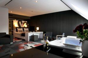 Hotel met jacuzzi Brabant