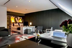 Hotelkamer met jacuzzi Uden brabant
