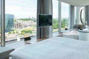 Hotel jacuzzi Amsterdam