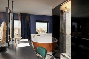Hotel Amsterdam met jacuzzi - Van der Valk Hotel Amsterdam - Amstel