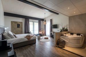 Hotel met jacuzzi Ochten - Fruitpark Hotel & Spa