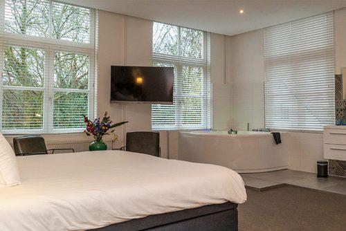 Hotel met jacuzzi Rijswijk - Hotel Hoevevoorde