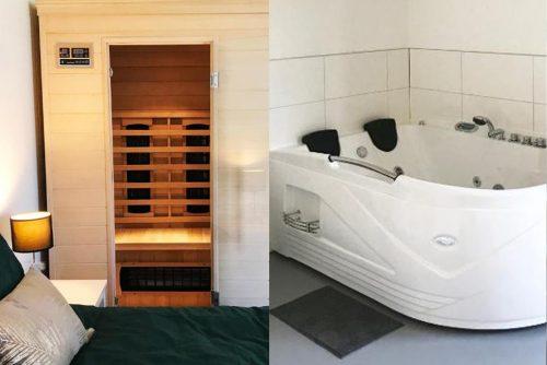 Hotel met jacuzzi en sauna vlakbij Giethoorn