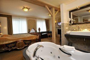 Hotelkamer met jacuzzi Helmond Golden Tulip West-Ende Helmond