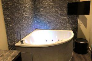 Hotelkamer met jacuzzi Nijmegen - Hotel de Prince