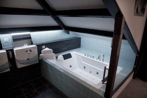 Hotelkamer met Jacuzzi vlakbij Amsterdam