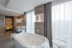 Van der Valk jacuzzi en sauna - Van der Valk hotel Haarlem