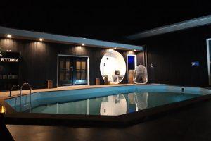 B&B met zwembad en sauna in Groningen - B&B Byonz
