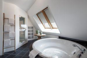 Hotel met jacuzzi op kamer aan zee Scheveningen