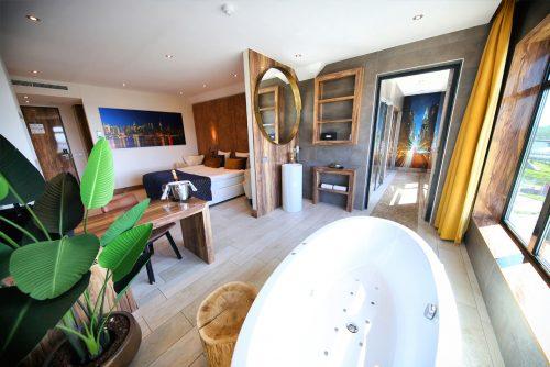 Van der Valk jacuzzi Amsterdam - Hotel met jacuzzi