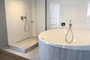 Hotelkamer met jacuzzi België Luik