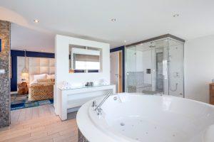 Luxe hotel aan zee met jacuzzi en sauna Castricum aan Zee
