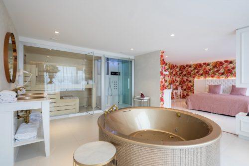 Van der Valk hotel met jacuzzi en sauna