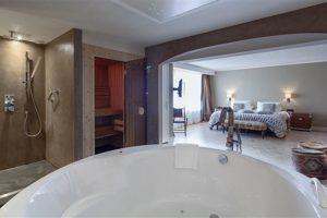 Lodge 22 suite bij Van der Valk hotel Emmeloord