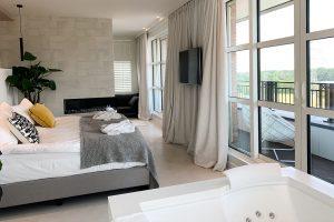 Van der Valk jacuzzi op kamer - Hotel Apeldoorn