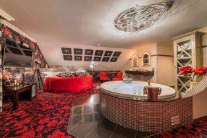Van der Valk jacuzzi - Hotel Emmen