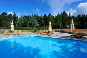 Fletcher hotel met zwembad Victoria-Hoenderloo