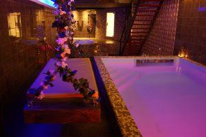 Hotel met privé zwembad vlakbij Rotterdam
