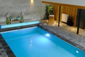 Hotel met privé zwembad nabij Brugge België