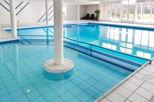 Fletcher wellness hotel Ameland met zwembad