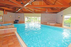 Fletcher wellness hotel met jacuzzi, sauna en zwembad