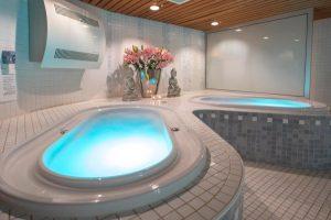 Fletcher Wellness hotel met spa en sauna
