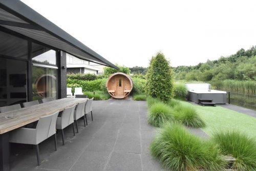 Huisje met jacuzzi in Zeewolde
