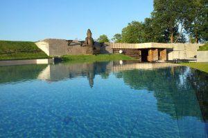 Luxe wellness hotel Fort Resort Beemster in Zuidoostbeemster