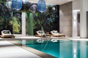 Luxe wellness hotel met overnachting in centrum Enschede