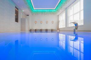 Valk wellness hotel met zwembad Vianen