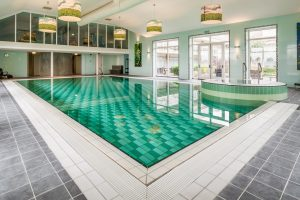 Van der Valk wellness hotel met zwembad en jacuzzi