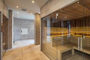 Van der Valk Wellness hotel sauna, stoombad en zwembad