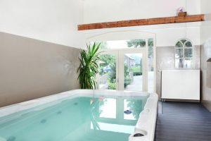 Huisje met jacuzzi en sauna nabij Deventer