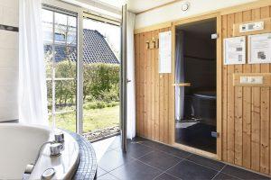 Landal jacuzzi vakantiehuis in Drenthe