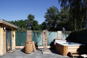 Roompot Jacuzzi Vakantiehuisje in Arcen
