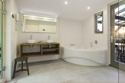Wellness huisje met jacuzzi en sauna op Landal GreenParks