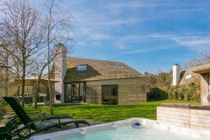 8 persoons vakantiehuis met jacuzzi en sauna op Texel