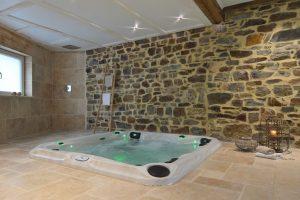Huisje Ardennen met jacuzzi en zwembad voor 6 personen