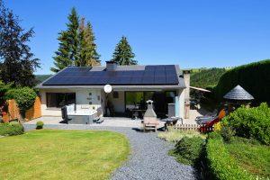 Huisje in de Ardennen met jacuzzi voor 7 personen