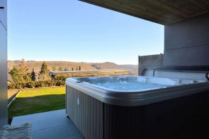 Huisje met jacuzzi en sauna in de Ardennen voor 4 personen