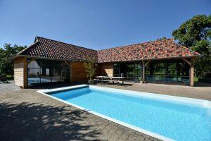 Huisje met zwembad en jacuzzi vlakbij Arnhem