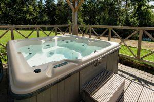 Luxe vakantievilla met jacuzzi en sauna in de Ardennen