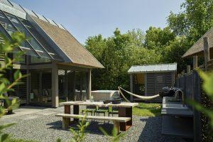Luxe vakantievilla met jacuzzi en sauna Schoorl aan Zee