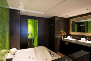 Van der Valk Jungle suite met jacuzzi