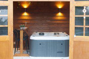 6-persoons Huisje met Jacuzzi en Sauna in de Veluwe