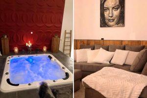 Appartement met Jacuzzi en Sauna in België nabij Luik